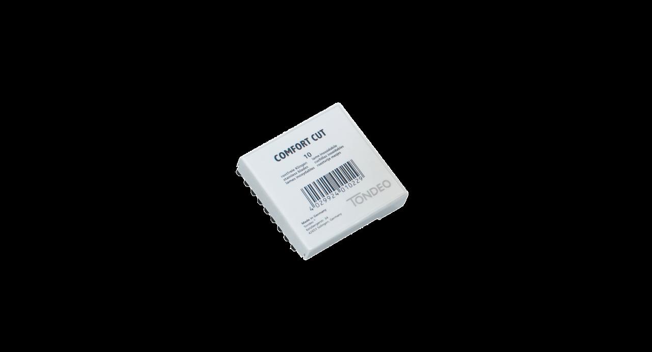 Rasierklingen TONDEO COMFORT CUT (10) Packung