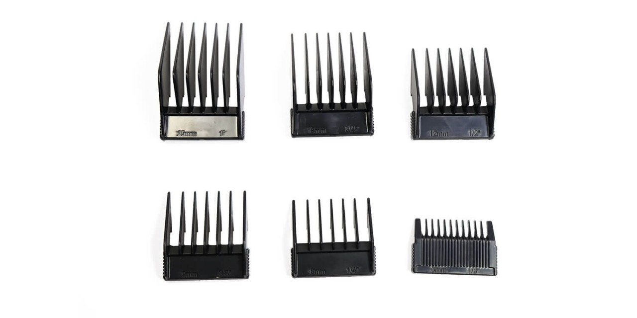 Attachment Comb Set TONDEO DUKE