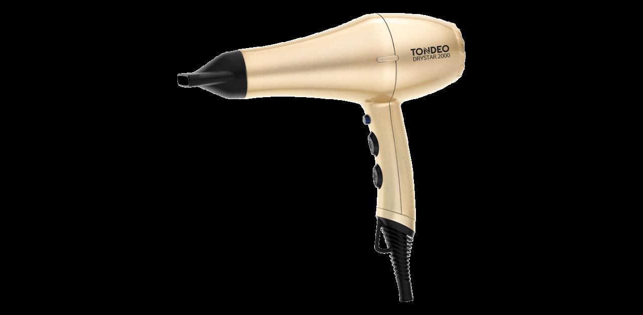 Sèche-cheveux TONDEO DRYSTAR 2000 GOLD