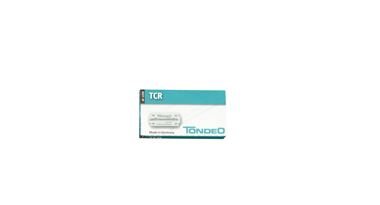 Razor Blades TONDEO TCR Package