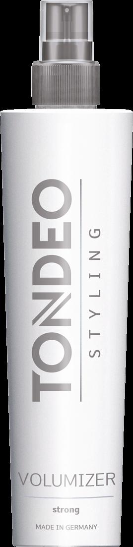 Haarlotion Haarstlying Tondeo 200ml Pumpspray Volumizer
