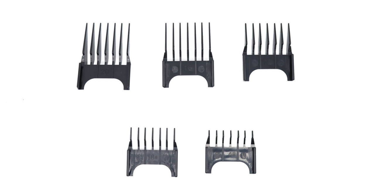 Kit faux peigne tondeuse cheveux TONDEO ECO L / BLACK PLUS