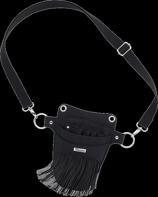 Friseurholster Werkzeugtasche TONDEO FRANSEN BLACK
